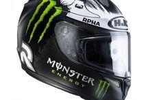 Helmets & GP Rider