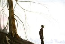 My Art / Illustrations, watercolor paintings, digital conceptual art / by Sean Seal