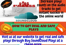 Mixlikes / Get high exposure in the online music world by adopting our service. Visit us at our website to Buy SoundCloud Plays and select the appropriate package. Make your tracks viral in the music world through the use of our service.