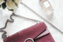 • Designer bags •