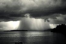 clouds ;)