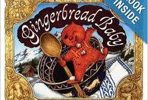 book nook: Gingerbread Baby