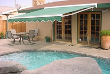Retractable Awnings / Photo's©2013 King Awnings Inc.