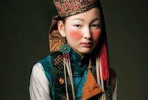 Clothing: Folklore: Mongolia