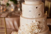 wedding cakes / inspiration til kager