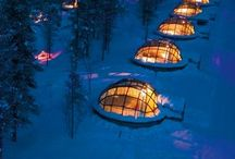 Finnland igloo