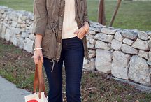 Sewing Inspiration - Jackets & Coats