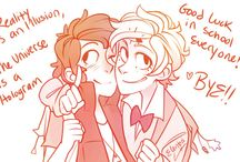 Billdipp / I love this ship)