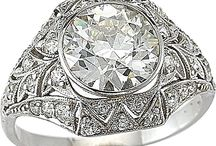 Vintage Jewelry / by H.L. Gross Jewelers/Since1910.com