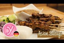 Asiatisch & Malaysisch