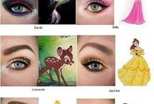 Makeup prinses