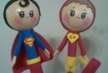 Muñecos fofuchos