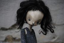 Art Dolls and Sculpture