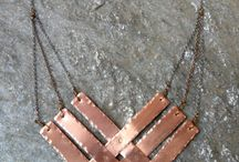 Sterling silver, copper and other metals