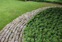 Brick pathways