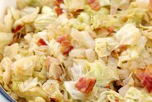 cabbage recipes / CABBAGE