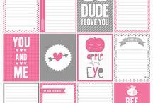 Printables / by Lauren Langevin