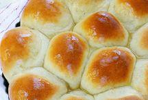 Dough! / Breads, doughnuts, pretzels