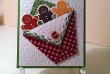 Gingerbread cards