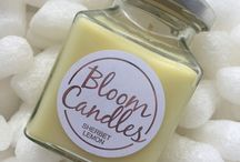 Bloom Candles / www.bloomcandles.co.uk