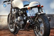 cafe racer / motos estilo cafe racer