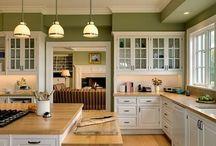 Dream kitchen ideas