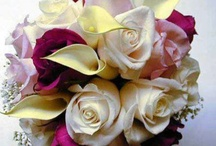 Beautiful bouquets and flowers / by Jessica Montalvo