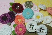 Handmade Embellishments / by Jackie Topa