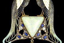 Design: Art nouveau, arts & crafts, Scandinavian / by Roko