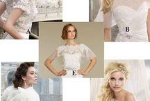 Wedding Dress Ideas / Various designs to inspire your dream wedding dress... IDEAS on wedding dresses