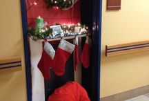 kerst school