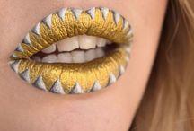 Lip Care & Art / Lip beauty and care