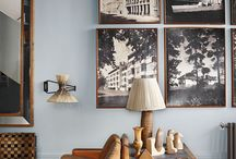 Picture framing/hanging ideas