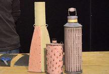 Ceramics - Vessels / vases, jars, bottles, etc... / by Joanna Mann