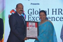 Alumnus Mr. Dilip Sinha, awarded Top 100 Global HR Professional of the year