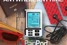 Painpod in the UK / PainPod™ is an advanced medical devices using cutting edge technology more powerful than TENS to make a difference in physical therapy, rehabilitation, fitness & modern medicine, pain relief and improved phyhsical performance...