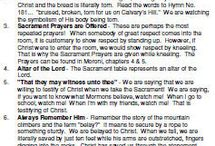 Atonement/ Baptism