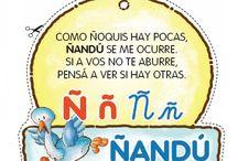 ABC español, con Rimas. Iniciación a la Lectura