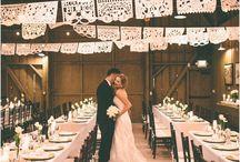 Mexican Wedding Reception Decor