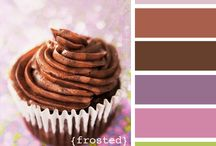 Pretty Colors / Color themes to inspire your blog design