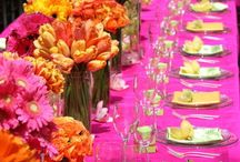 Fancy Wedding I Wedding Reception Ideas / Splendid, refreshing, unique wedding reception ideas and wedding decorations for your special day!  Many of these great decoration ideas are wonderful for parties and other special occasions. #weddingreceptionideas / by Blissful Gatherings