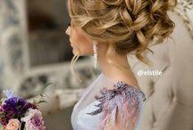 wedding hair ups