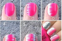 nailart / I'm not a girl, girl but sometims you just make sure to have the beste nailpulish and to have nails that have a good look!!!!