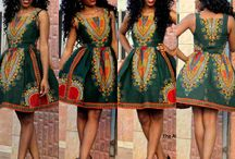 African and ethnic fashion