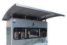 Erogatori d'acqua a rete idrica / Uno sguardo alle migliori innovazioni nel mondo degli erogatori d'acqua per casa, ufficio, ristorazione e grandi strutture.