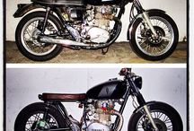 Custom Papillon Motorcycles / Custom