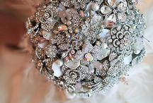 svatebni koralkove kytky