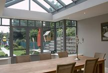 Roof windows / The addition of a roof window to a new extension or to an existing part of the home is a wonderful way to let in additional natural light.