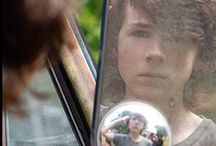 "Chandler Riggs / Chandler Riggs is an American actor, best known for his role as ""Carl Grimes"" in the American television series The Walking Dead."