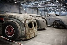 Rat rods / Modified cars